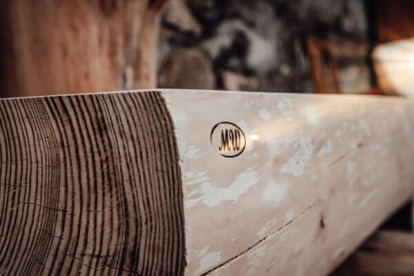 Holzbrunnen Lärche