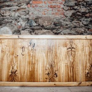 Verkleidung Eichenholz